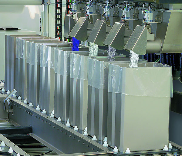 Automatic Dispensing Systems ~ Dispensing systems for rubber and plastic plastix world