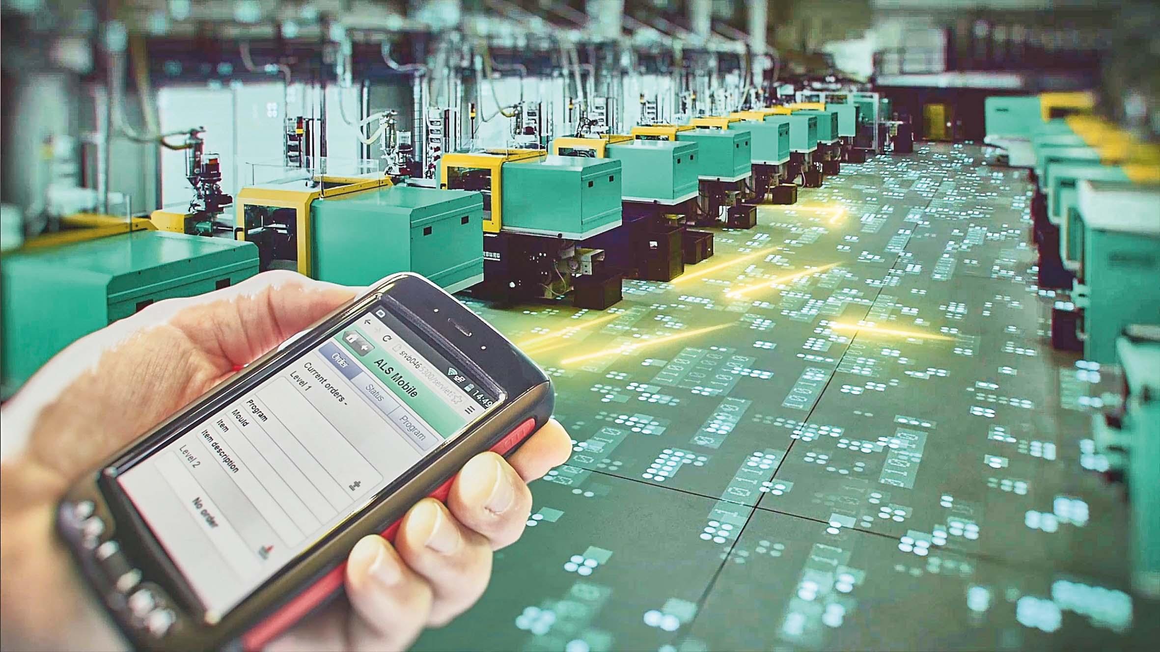 Arburg: Industry 4 0 and additive manufacturing - Plastix World