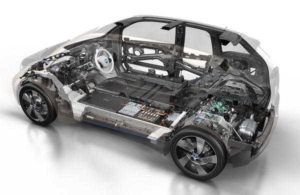 Bmw I3 Carbon Fiber Body Plastix World