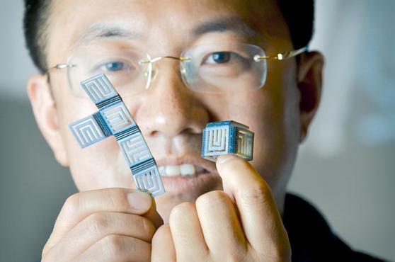 H. Jerry Qi, associate professor of mechanical engineering at CU-Boulder